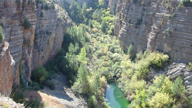 La Serranía de Cuenca y sus paisajes encantados