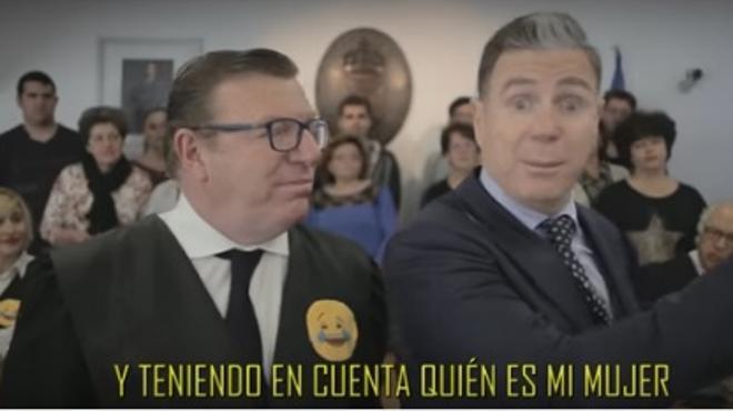 Los Morancos le cantan a Urdangarín al ritmo de 'Despacito'