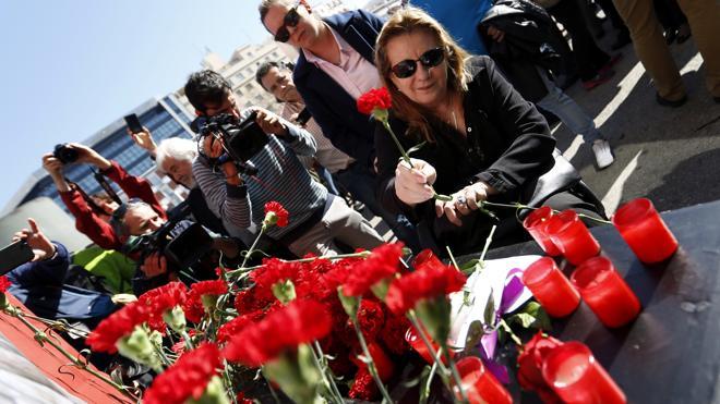 Las víctimas reprochan los «misteriosos» informes policiales en los homenajes del 11-M