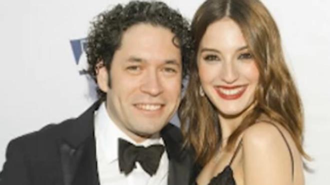 María Valverde y Gustavo Dudamel se casan en secreto