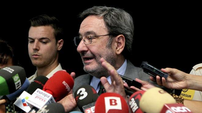 La Audiencia Nacional admite la denuncia contra Narcís Serra por Catalunya Caixa