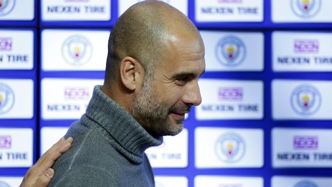 Guardiola: «Vamos a mejorar mucho la próxima temporada»