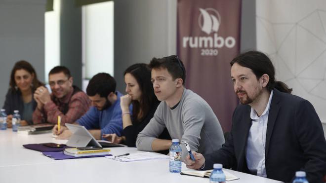Iglesias pone en marcha su 'gobierno en la sombra' para ganar en 2020