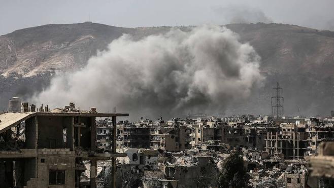 Parlamentarios europeos llegan a Damasco para reunirse con El-Asad
