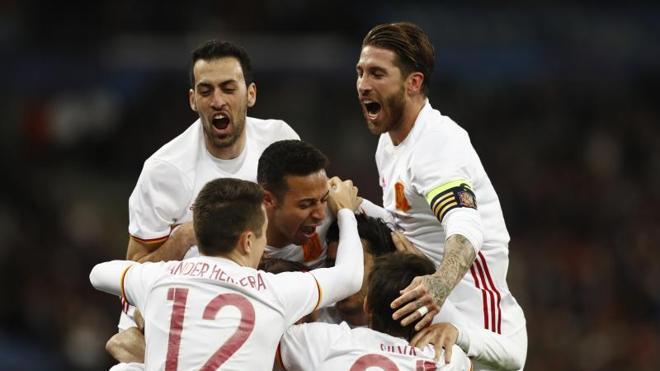 España renace y recupera su prestigio