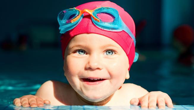 La natación, el deporte más completo, también en niños