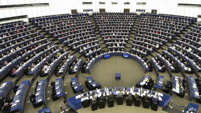 Los británicos de la Eurocámara votarán divididos sobre las líneas rojas del 'Brexit'