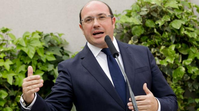 Pedro Antonio Sánchez, el hombre que siempre quiso ser político
