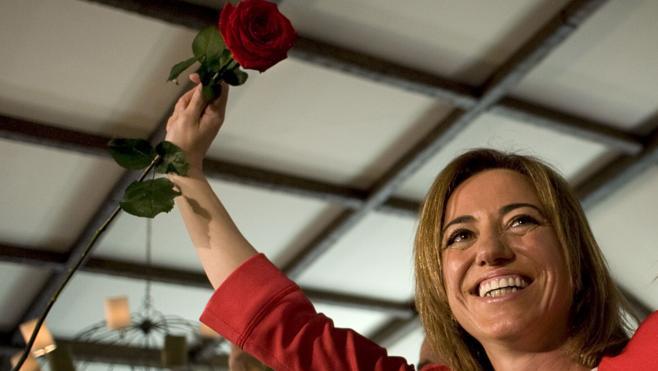 Esplugues acogerá un acto de despedida a Chacón, un «ejemplo» de dedicación