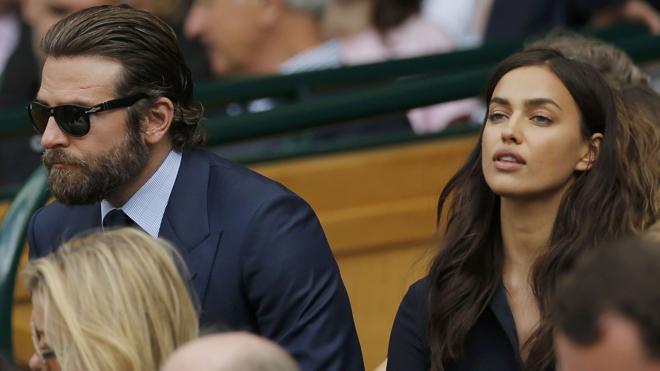 La modelo Irina Shayk y el actor Bradley Cooper son padres