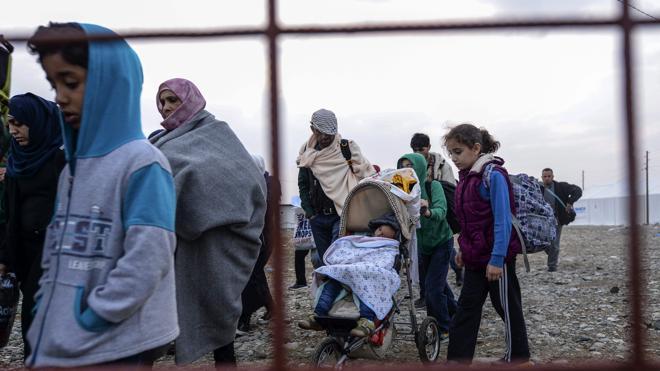 Grecia extenderá el alquiler de viviendas a los refugiados para vaciar los campos