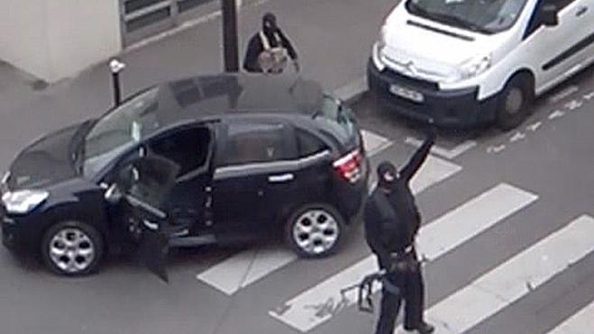 Irak alerta de que uno de los responsables del ataque contra 'Charlie Hebdo' sigue vivo en Siria