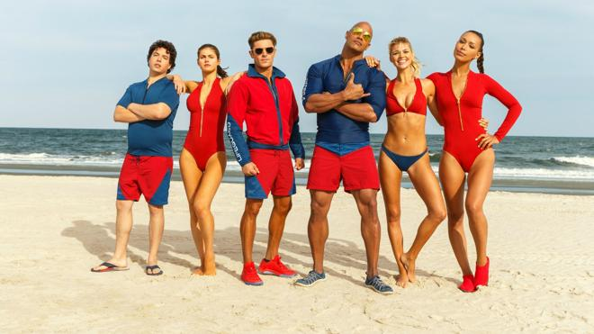 La polémica envuelve a 'Los vigilantes de la playa' a un mes de su estreno
