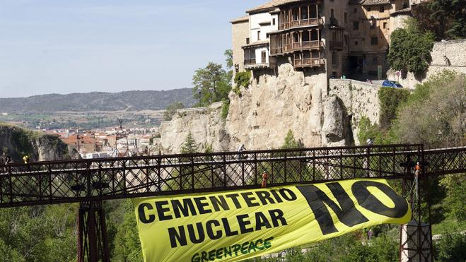 Otra sentencia deja libre el camino para que el cementerio nuclear español pueda construirse