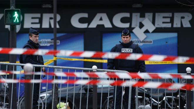 Detenidos 10 sospechosos de proveer armas para el atentado de Charlie Hebdo