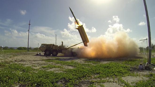 EE UU entrega a Corea del Sur los primeros componentes del escudo antimisiles