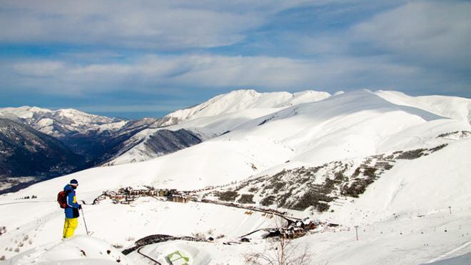 Nuevos Pirineos busca retos tras un año de contrastes
