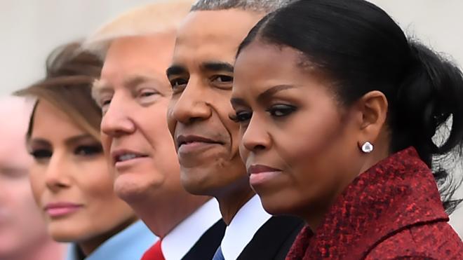 Michelle Obama descarta competir por la Casa Blanca por no hacer eso «otra vez» a sus hijas