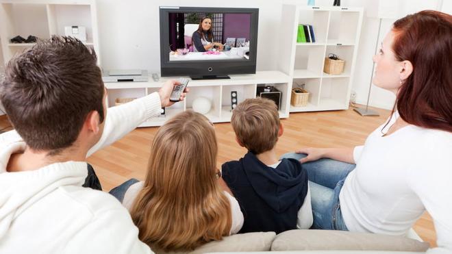 Los españoles dedicaron 240 minutos por persona y día a ver la televisión en marzo