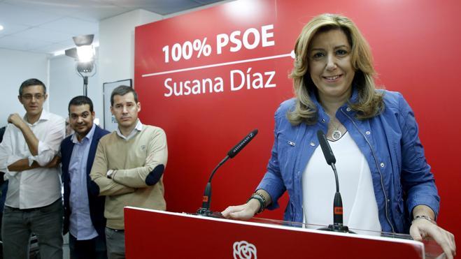 Díaz olvida incluir su propuesta estrella en su programa electoral de las primarias