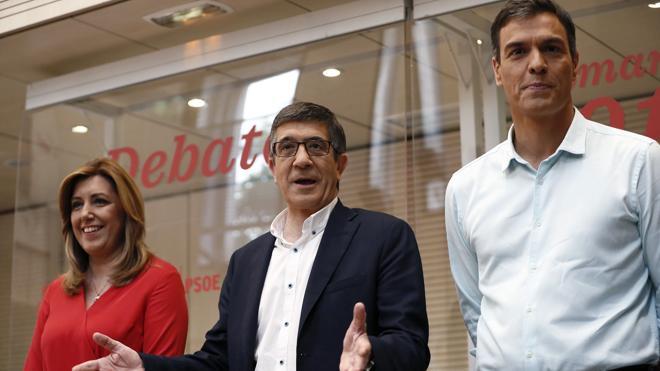 Del «no mientas cariño» a los «feos con ganas», las 'perlas' de las primarias en el PSOE
