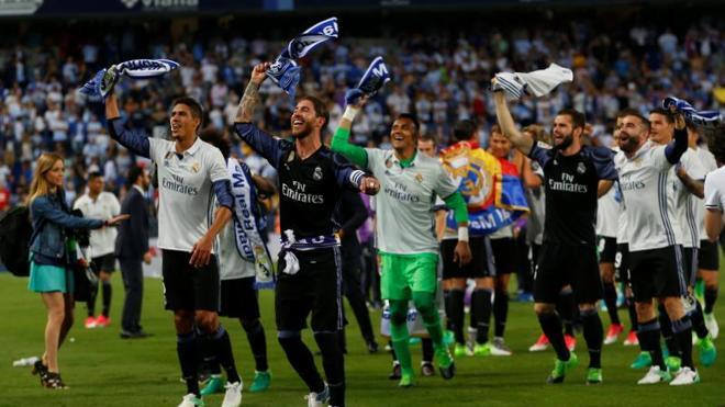 El Madrid se corona sin sufrimiento