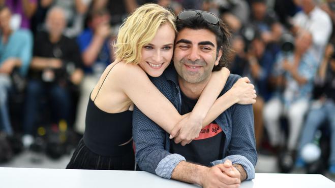 Diane Kruger desafía a la favorita Nicole Kidman en Cannes