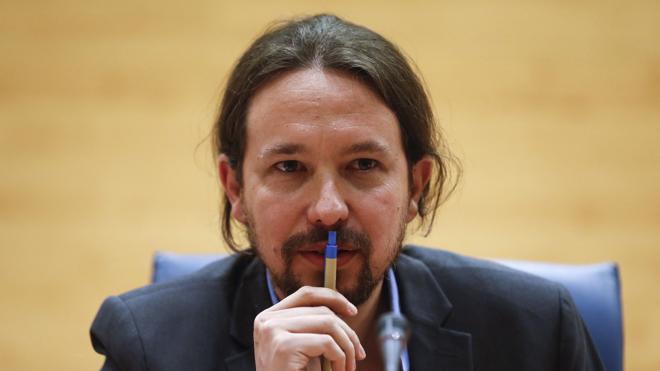 Iglesias concreta con Pastor el formato del debate de la moción de censura