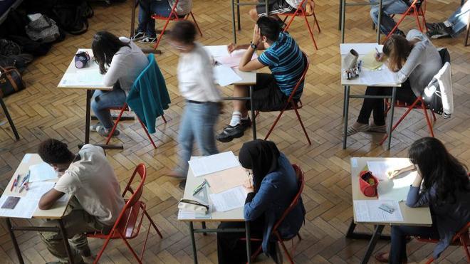 El 76% de los estudiantes de bachillerato no sabe qué estudiará