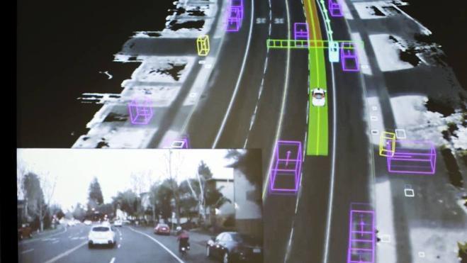La conducción autónoma generará 7.000 millones de dólares