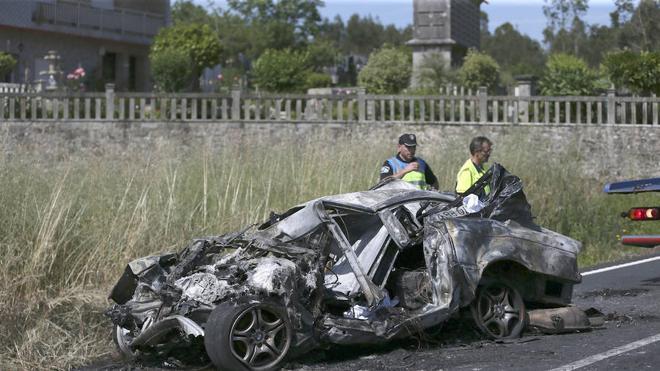 Las muertes en carretera encadenan dos meses al alza