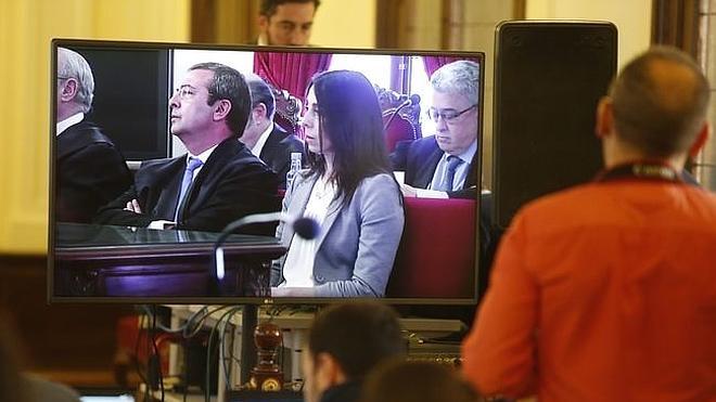 Justicia para Isabel Carrasco 649 días después del crimen