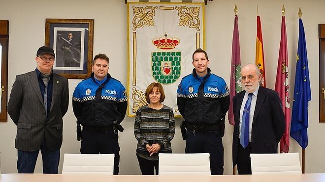 Ramiro Álvarez, nuevo jefe de la Policía Local de Valverde