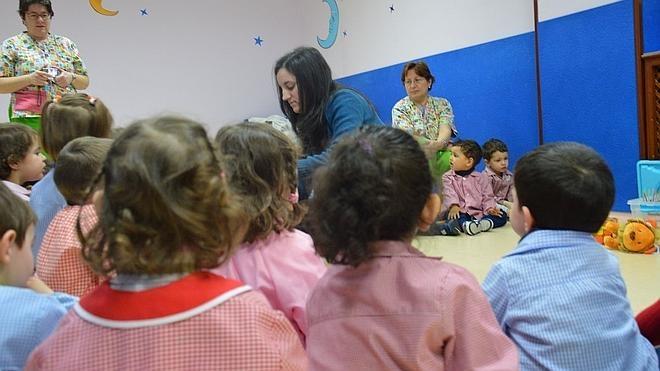 'Más Visibles' enseña a los pequeños a usar sus sentidos