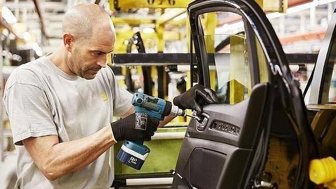 Renault sube el salario del nuevo turno de fin de semana hasta 1.350 euros brutos