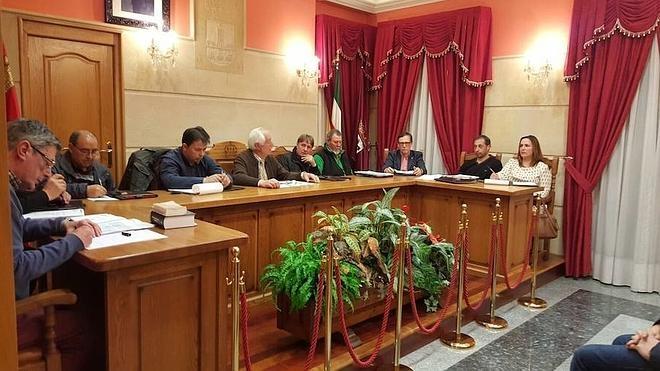 Inmaculada Crespo promete su cargo de concejal en Bustillo del Páramo