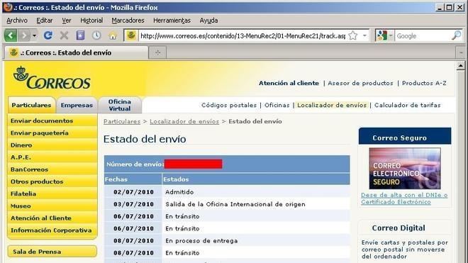 El Incibe alerta de dos campañas para robar datos suplantando la identidad de Iberia y de Correos