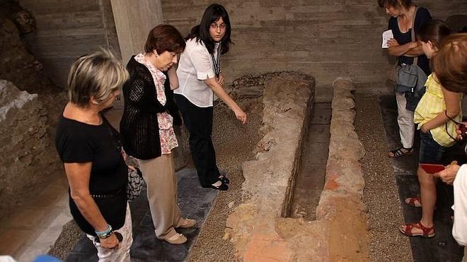 León abre las criptas arqueológicas durante la Semana Santa