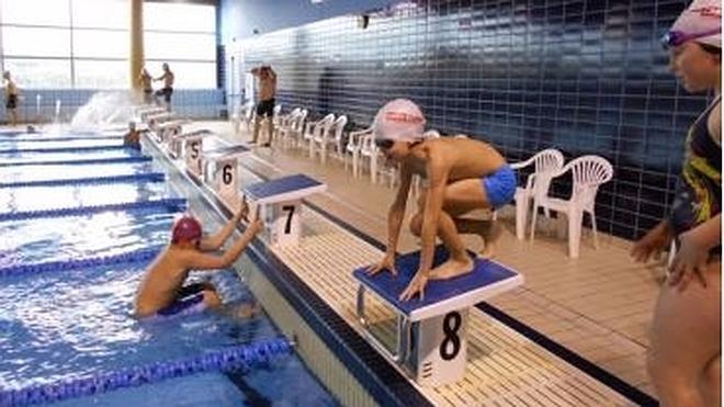 Grandes resultados del Casa León de la tercera jornada intersocial de natación