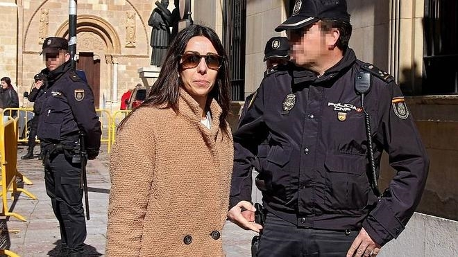 """Raquel Gago tendrá cuatro días hábiles para presentar una fianza """"real"""" de 30.000 euros"""