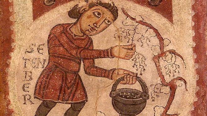 El vino de los mil años