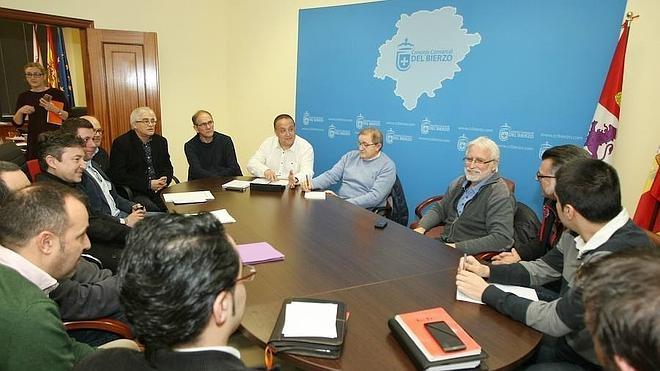 La 'mesa del carbón' del Consejo Comarcal buscará el respaldo de la comarca con mociones en todos los ayuntamientos