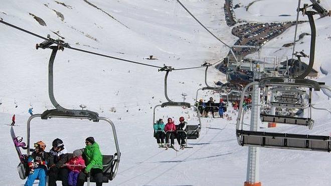 Las Estaciones de Esquí de la provincia de León registran cifras record durante la Semana Santa