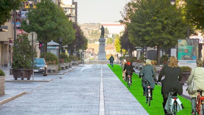 El Ayuntamiento acelera el plan para convertir Ordoño II en peatonal y espera iniciar el proyecto de inmediato tras el paso de la Semana Santa