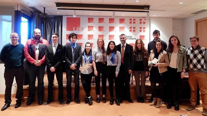 Entregados los premios de la II Liga de Debate