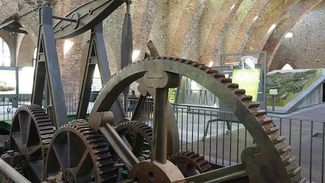 El ciclo 'patrimonios emergentes' analiza el museo de la siderurgia y la minería en sabero