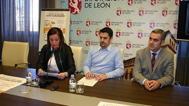 La Diputación de León colabora en la organización de la II Jornada sobre Altas Capacidades