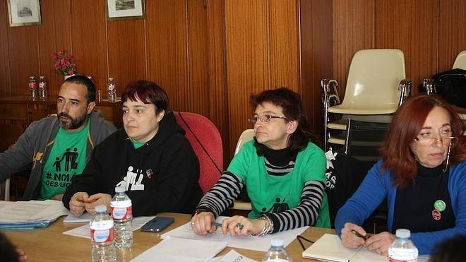 PAH denuncia en León que el acuerdo con el Sareb cubre solo el 0,03% de viviendas vacías