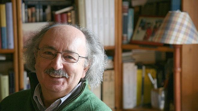 Antonio Colinas y las 'Memorias del estanque'
