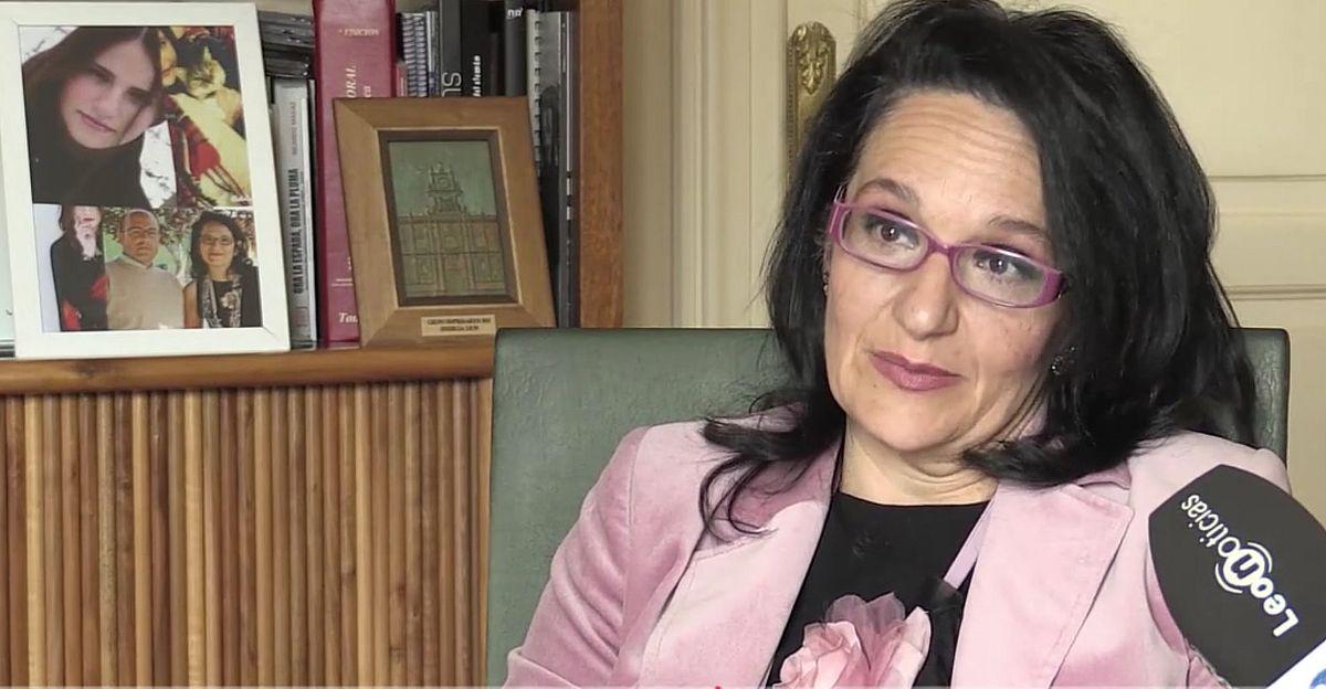 Teresa Mata: «Para el terrorismo no hay distancias, pero estamos protegidos por los mejores profesionales»